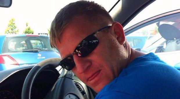Simon Chase was killed an attack at a restaurant in Kabul on Friday