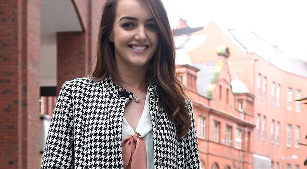 Christine Armstrong (24), PR executive, Belfast, says Molly King from The Saturdays has a classic but feminine style.