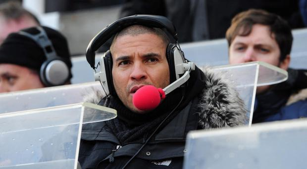 Former footballer Stan Collymore has accused Twitter of