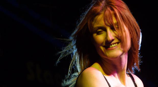 Eddi Reader is firmly in the Yes camp in the forthcoming referendum