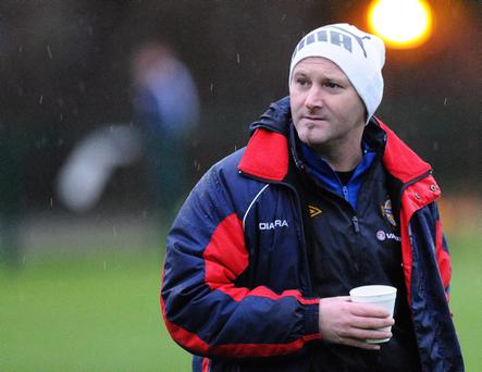 PSNI manager Gavin Arthur is looking forward to the final games of the season