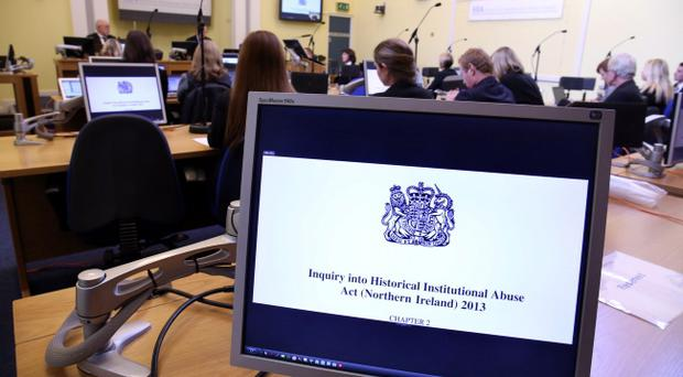 The independent Historical Institutional Abuse (HIA) Inquiry in Banbridge, Co Down