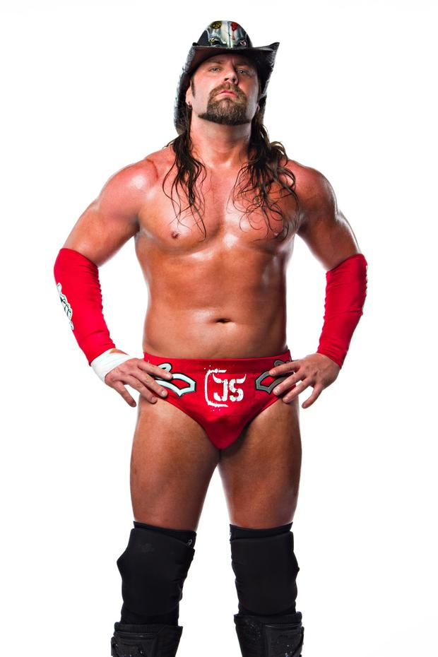 TNA's Honorary Irishman Cowboy James Storm
