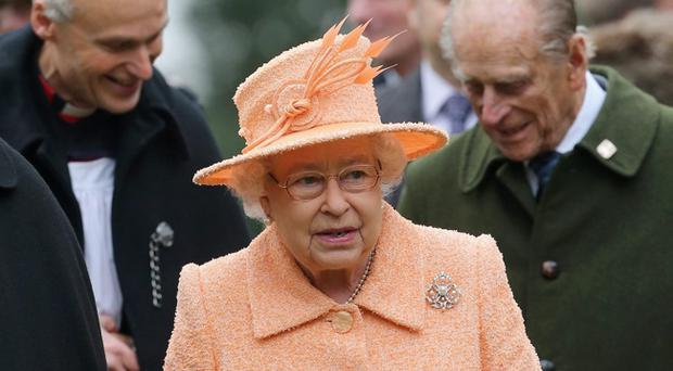 Queen Elizabeth II is not immune to Government policy of making money go further