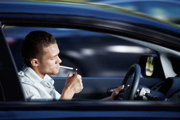 Labour wants to make smoking in cars with children present illegal