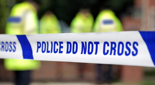 Two men were charged in Belfast today with possessing explosives