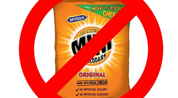 Parents of a six-year-old boy have criticised his school after the child was suspended for four days – for having a packet of Mini Cheddars in his lunchbox