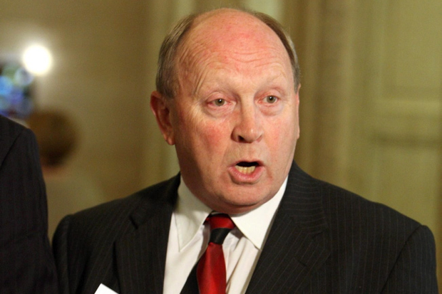 John O'Dowd's Department of Education took 57 days to reply to TUV leader Jim Allister