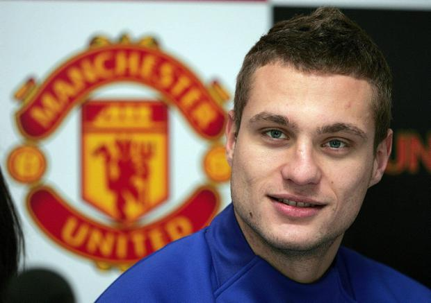 Manchester United captain Nemanja Vidic has confirmed he will leave the club at the end of the season
