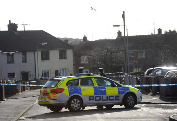 One victim suffers three gunshots to chest in Bangor double shooting Pic Colm Lenaghan/Pacemaker Press