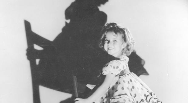 Shirley Temple Her 20s