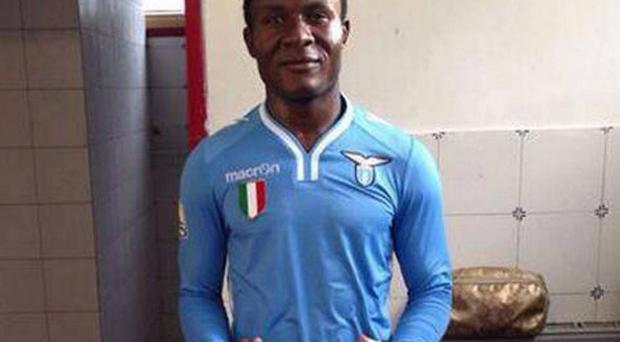 Lazio insist African striker Joseph Minala is 17