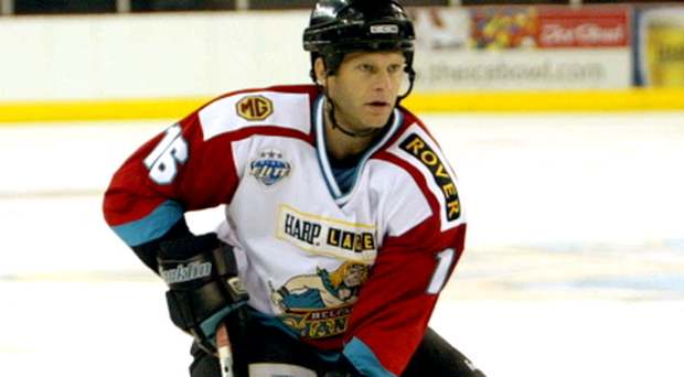 Plenty of Belfast Giants of the past will be back for Rob Stewart's testimonial