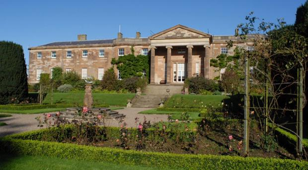 Hillsborough Castle.