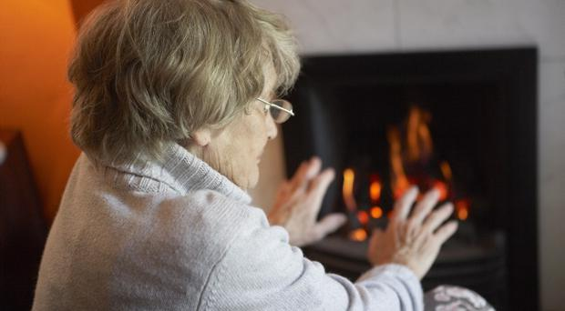 The Executive has been urged to release funds to help our old people heat homes