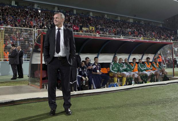Northern Ireland manager Michael O'Neill cannot wait to get his team's Euro qualifying campaigns underway