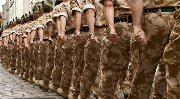 'Ex-servicemen shouldn't suffer because of Stormont's failures'