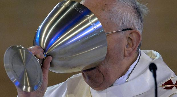Vatican residents consume double the number of bottles per year – on average – drunk in France or Italy as a whole