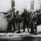 Archive image of soldiers during Bloody Sunday in 1972