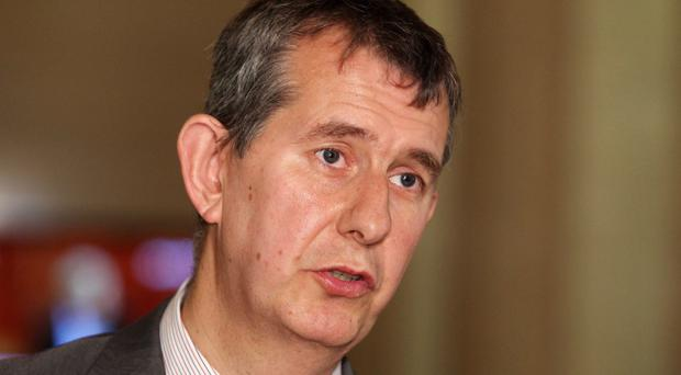Health Minister Edwin Poots has warned that illegal meat production could jeopardise Northern Ireland's food industry