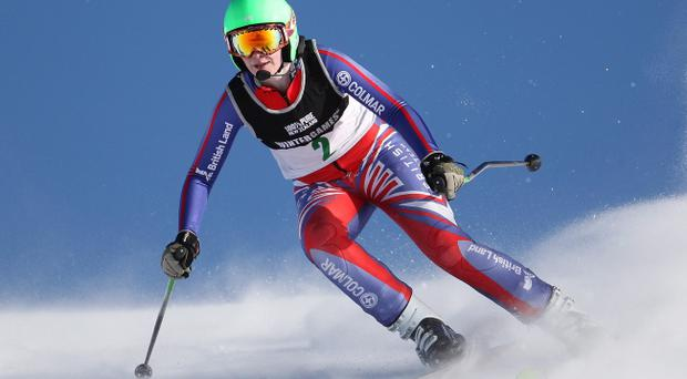 Kelly Gallagher is aiming for glory in Sochi