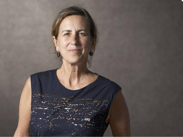 BBC Newsnight presenter Kirsty Wark criticised of television's 'unbelievable' gender bias