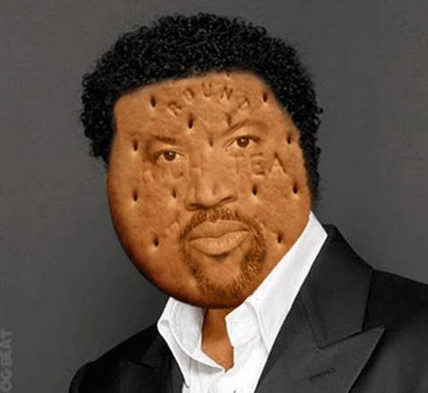 Lionel Richtea approves of this research