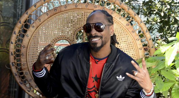 Snoop Dogg will play Derry in October