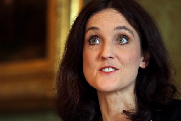 'Theresa Villiers set out a British and unionist view that there is a single narrative of the past'