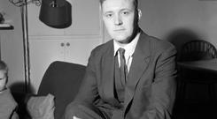 Tony Benn. The veteran politician died at home at the age of 88