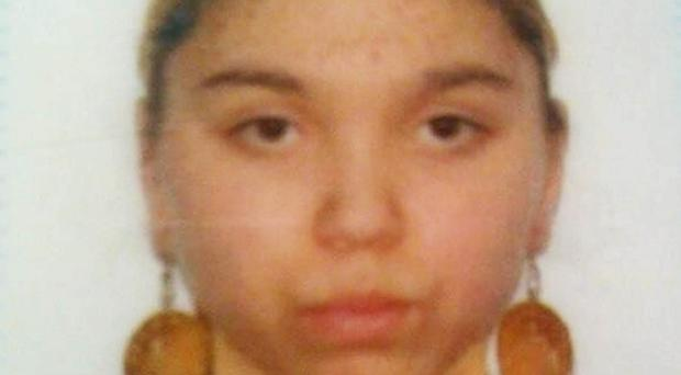 Undated handout photo issued by Garda of Netradica Anghel, known as Neta, a Romanian girl, who police in Yorkshire believe may have been abducted and brought to Ireland