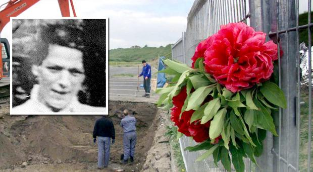 Jean McConville's remains were found at Shelling Hill beach in Co Louth in 2003