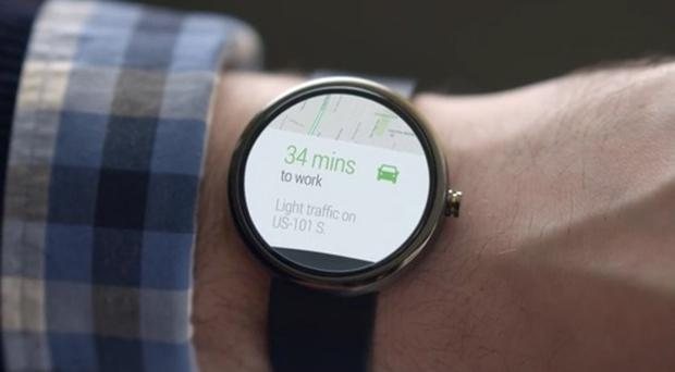 Google reveals operating system for smartwatches such as LG and Motorola