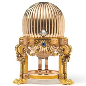 What a find: The ultra-rare Fabergé egg made for Russian royalty