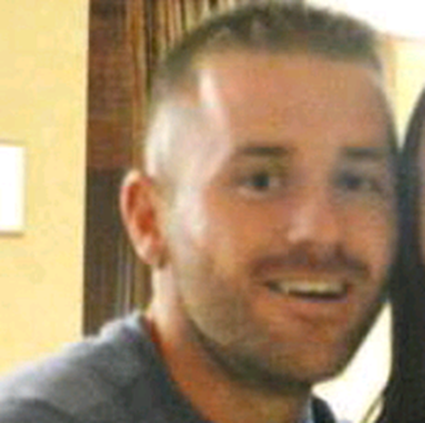 Daryl Burke, who is still missing