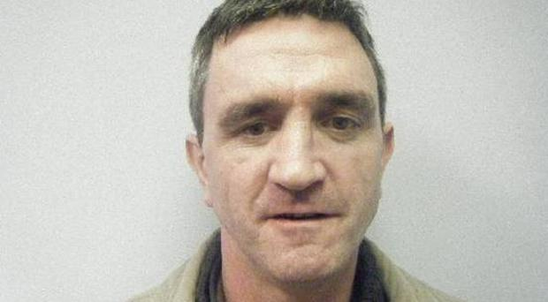 Police are hunting Lorcan Halton, from the Saracen area of Glasgow