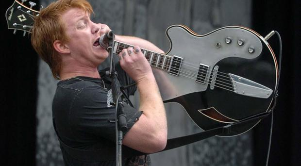 Josh Homme from Queens of the Stone Age