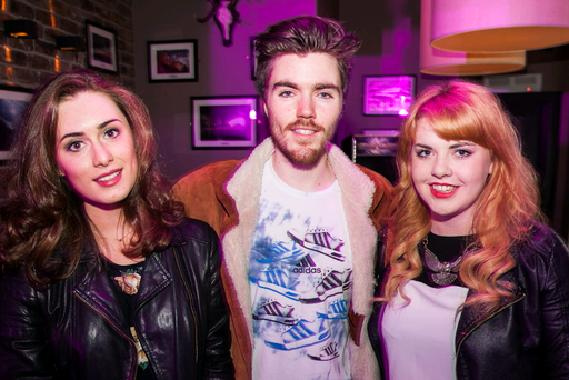 STIFF KITTEN CLOSES - LOOKING BACK: The Belsonic 2014 launch party on May 3