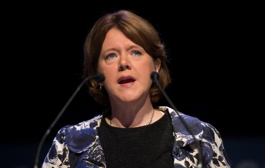 Secretary of State for Culture Media and Sport Maria Miller, who facing intense pressure over her use of taxpayer-funded expenses