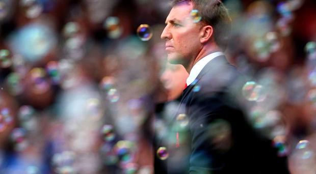 Carnlough man Brendan Rodgers has made Liverpool's glittering past a virtue not a burden to inspire fearless side for title showdown with Manchester City