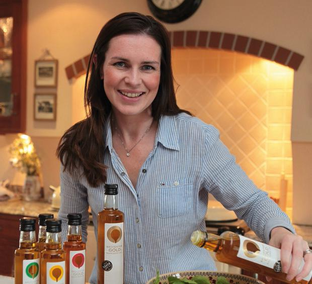 Leona Kane owner of Broighter Gold Rapeseed Oil