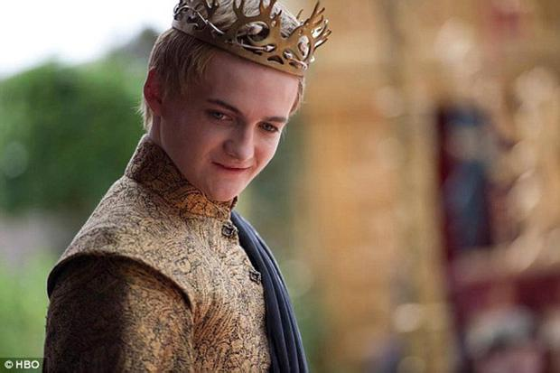Game of Thrones King Joffrey and his smirk of contempt