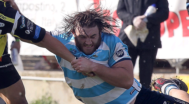 Dave Ryan is leaving Zebre to join Ulster Rugby