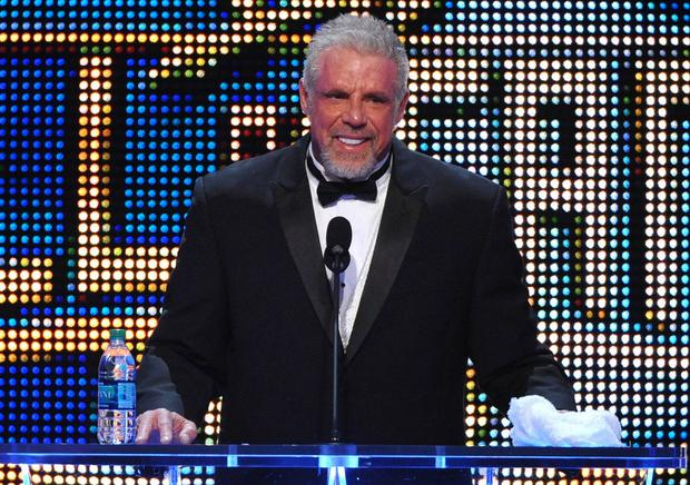 Ultimate Warrior was one of the WWE's biggest stars