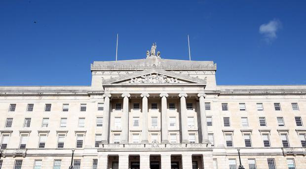 Stormont leaks: work is expected to get under way during the next fortnight with the project expected to cost £5.4m