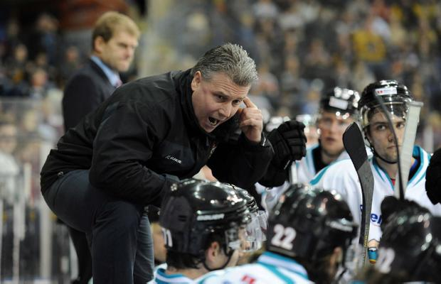 Paul Adey has parted ways with the Belfast Giants despite winning the Elite League in record time