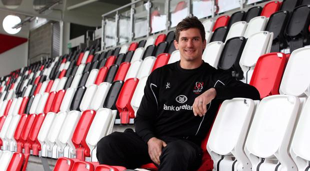 Robbie Diack is demanding a reaction from Ulster Rugby