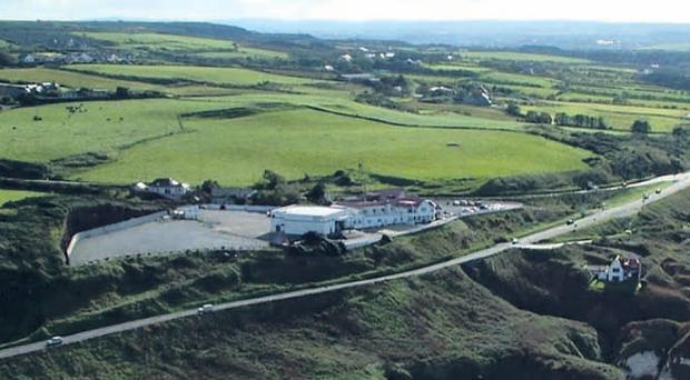 The hairpin bend at Dunluce Road near Portrush will give a magnificent view of the race