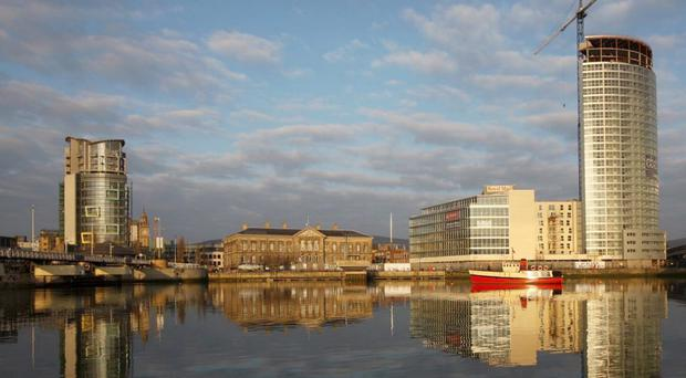 The Obel development in Belfast has been sold