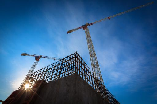 The end of 2013 marked the lowest quarterly output for the building trade since 2000